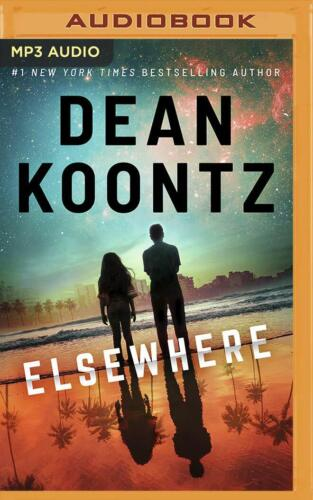 Dean Koontz ELSEWHERE Unabridged MP3-CD *NEW* FAST Ship!