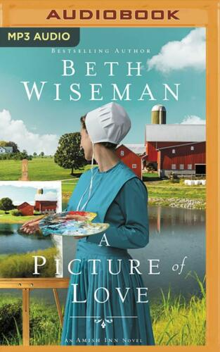 Beth Wiseman PICTURE OF LOVE (Amish Inn) Unabridged MP3-CD *NEW* Fast Shipping!