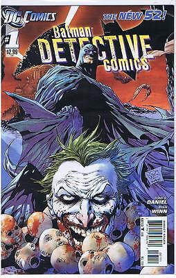 DC Batman Detective Comics The New 52 #1 First