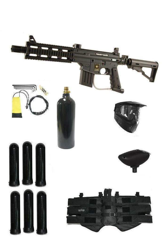 project salvo paintball gun Customize the project salvo paintball gun with top quality parts super cheap upgrade kits on sale great selection, discount prices secure shopping & fast shipping.