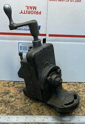 Original Flawless Cl2680r Southbend Milling Attachment Heavy 10 10l Lathe G14
