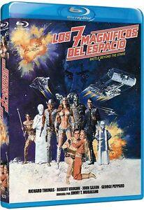 BATTLE BEYOND THE STARS (1980 Robert Vaughn) -  Blu Ray - Sealed Region Free