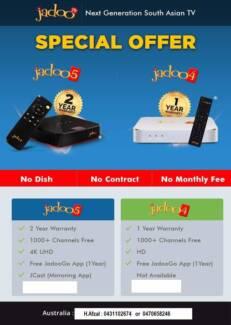 Upgrade your jadoo 3 to jadoo 5 or Jadoo 4Q