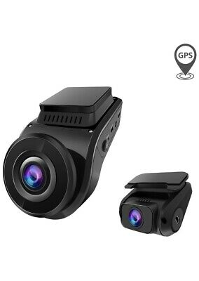 Vantrue S1 2160P Single Front, Dual 1080P Front and Rear Dash Cam with Built