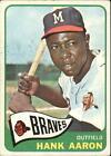 Hank Aaron Baseball Cards