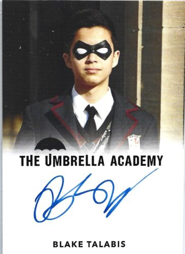 THE UMBRELLA ACADEMY SEASON 1 CT1 CASE TOPPER CARD SPACE BOY POSTER