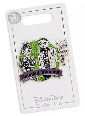 Disney Halloween Haunts (Disney Parks 2019 Halloween Haunted Mansion Ghost Hosts Pin)