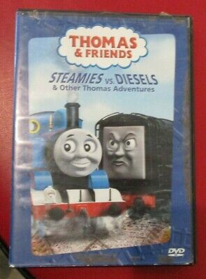 Thomas & Friends - Steamies vs. Diesels (DVD 2004)