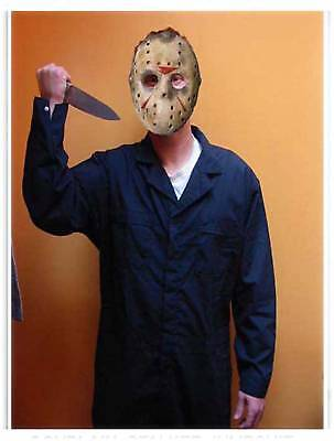 MICHAEL MYERS Halloween HIGH QUALITY Jumpsuit  Costume Friday 13th - Michael Myers Costume