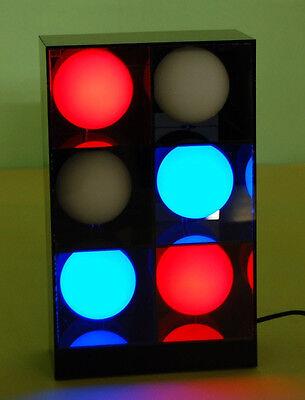 Tween Light GEMINI Lichteffekte Wechsel Blau Rot für Party LED Kugel Regal Tisch (Dj Equipment Gemini)