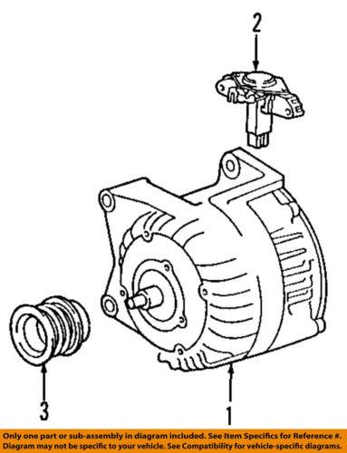 Used Bmw Z3 Alternators And Generators For Sale