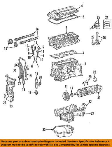 NISSAN OEM 07-12 Sentra-Engine Cylinder Head Gasket 11044EN200 | eBayeBay