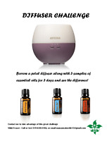 Try essential oils risk free