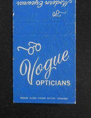 1970s Vogue Opticians Modern Eyewear Contact Lenzes 2 Locations Des Moines IA (Eyewear Locations)