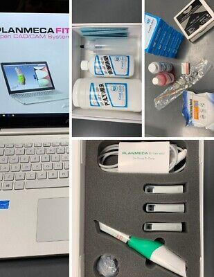 Demo Unit Planmeca Emerald Dental Acquisition Unit Cadcam Dentistry Scanner