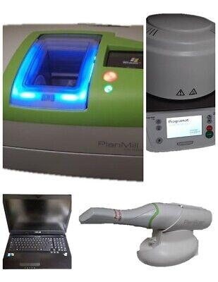 Planmeca Planscan Dental Cadcam Scanner W Planmill 40 Programat Cs2 Oven