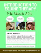 Equine Therapy Workshop Sunshine Coast Region Preview