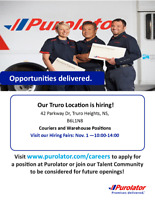Courier and Dock Workers Needed