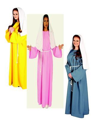 Biblical Peasant Lady Religious Easter Pageant Quality Adult Womens Costume - Biblical Costumes For Women