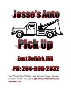 Jesse's Auto Pick Up