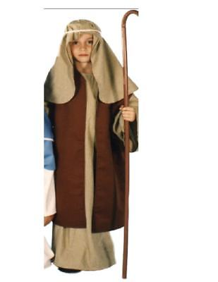 Biblical JOSEPH Shepherd Pageant Nativity Easter Rental Quality CHILD - Kids Costume Rentals
