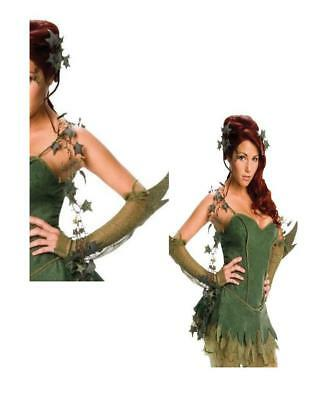 Sexy Poison Ivy DC Comics Pesky Villain Cosplay Adult Womens Costume N19 - Batman Female Villains Costumes