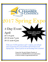 2017 Brooks & district Chamber of Commerce Expo