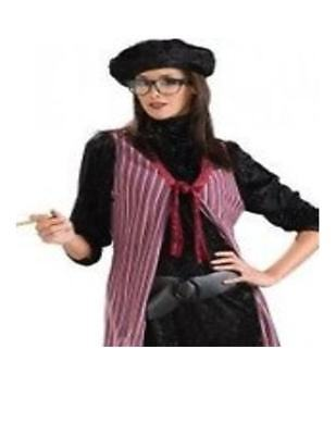 50's - 60's Beatnik Chick Casual Wear Adult Womens Costume  Size 14 - 16   N28