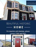 House for Sale 99 Church St. Bonavista, NL