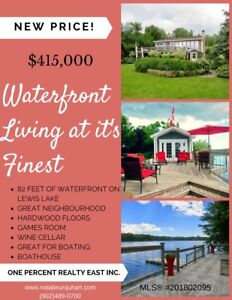 Beautiful Lake Front Property For Sale