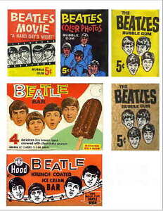 BEATLES-MEMORABILIA-PHOTO-FRIDGE-MAGNETS-1-OF-3
