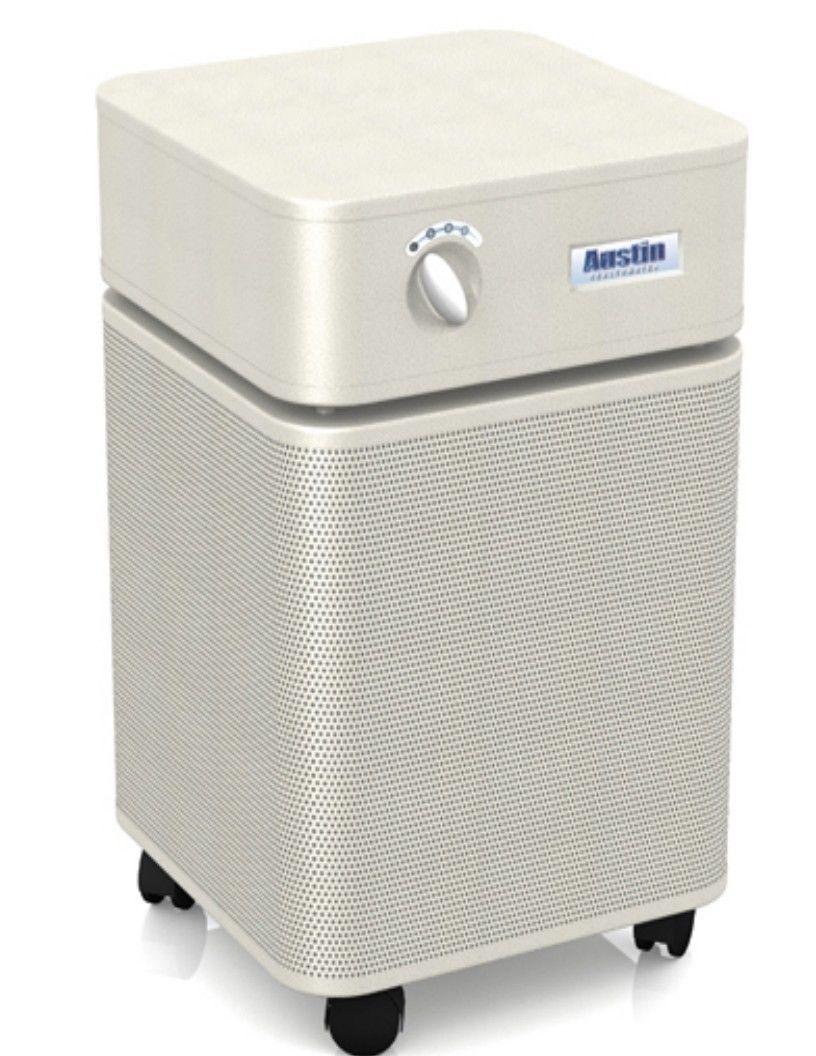 New Healthmate HM-400 HEPA Air Filter Purifier - Sandstone - Full Warranty