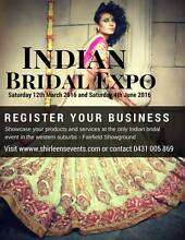 Register your business - 2016 INDIAN BRIDAL EXPO - March&June Sydney Region Preview