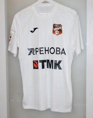 Match worn shirt FC Ural Russia Zambia national team Alanyaspor Turkey image