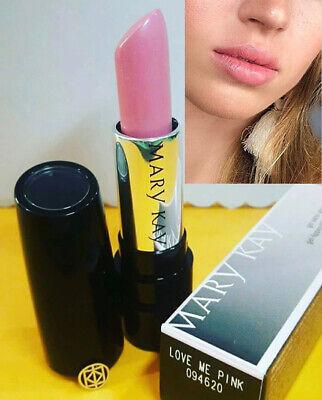 Mary Kay Gel Semi-Shine Lipstick>Lippenstift Love me Pink Hellrosa