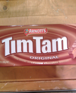 Wanted: FREEEEEE TIM TAM'S :)