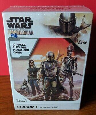 2020 Topps Star Wars-The Mandalorian Season 1 Trading Cards BLASTER BOX