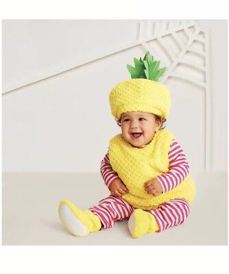 NWT!! Baby Pineapple Costume](Pineapple Baby Costume)