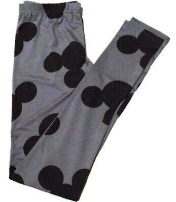 Mickey Maus Ohren Schwarz auf Grau Osfm Polyester - Graue Maus Ohren