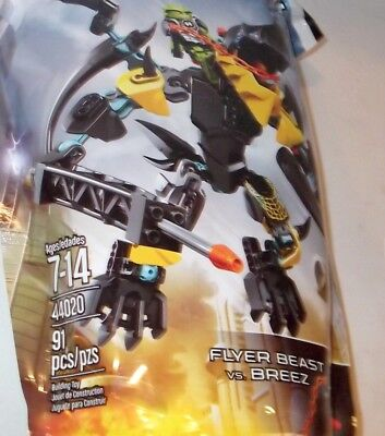 LEGO Hero Factory ✰ #44020 ✰ BEAST vs BREEZ ✰ NEW Factory Sealed  ✰ for sale  Shipping to India