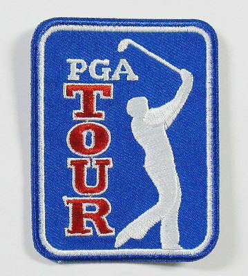 Lot Of  1  Golf Pga Tour Patch   Patches  Logo Iron On Item   131