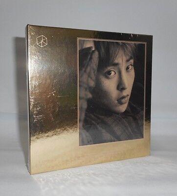 EXO EXODUS 2nd Vol.2 Album Korean Version [Xiumin Ver.] CD+Booklet+Photocard