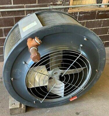Dayton Hydronic Heater Unit 3e420a Hot Water Commercialindustrial 21 Fan 115v
