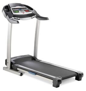 TREADMILL-LOADED WITH FEATURES