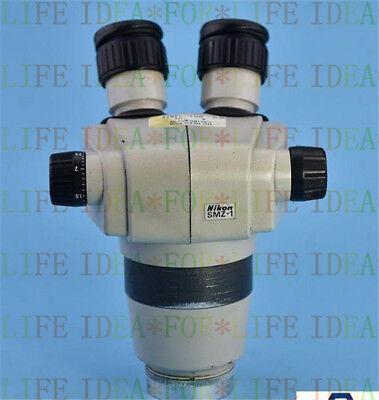 Tested Nikon Smz-1 Microscope Bodynikon 0.7x Objectivenikon 20x12 Eyepieces