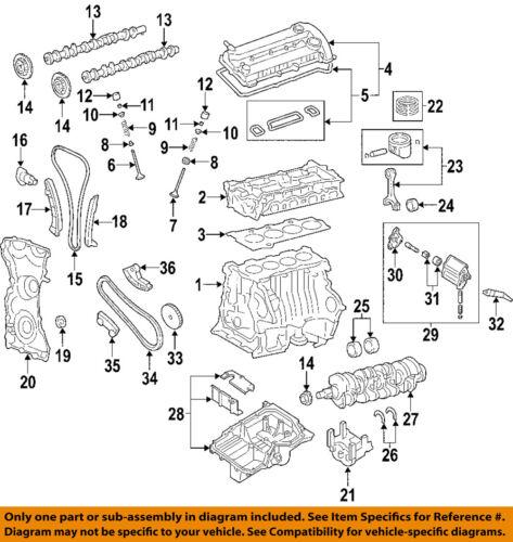 mazdaspeed 6 engine diagram mazda oem 07 09 cx 7 engine piston l3y011sa0 ebay  mazda oem 07 09 cx 7 engine piston