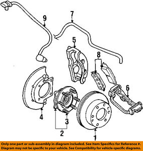 GM-OEM-15233113-Front-Wheel-Bearing-Hub-Axle-Bearing-Hub