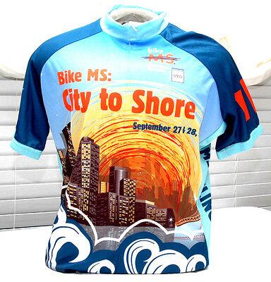 Peak 1 Sports Mens Size- XL Bike MS 1 2 Front Zip Cycling Jersey 2ec3c09c8