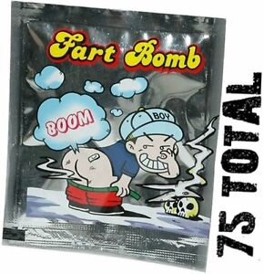 75-Fart-Bomb-Bags-POP-toy-noise-maker-Stink-Bombs-Smelly-Joke-Gag-Prank