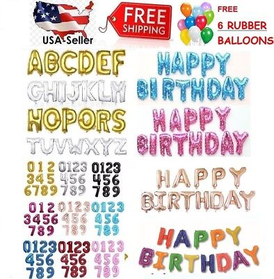 Balloons Birthday Party (16